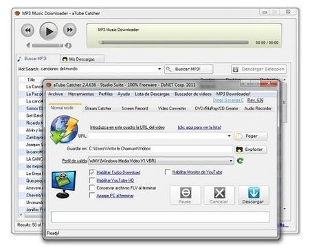 Ocho aplicaciones gratuitas para convertir audio y vídeo | Las TIC y la Educación | Scoop.it