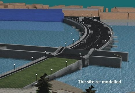 River Wyre barrage plan put forward as push for tidal energy continues - CM | Marine Energy in Wales | Scoop.it