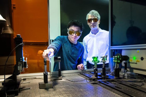Next Big Future: ORNL laser method could dramatically reduce cost of carbon fiber polymer composites for lightweight and more energy efficient cars | More Commercial Space News | Scoop.it