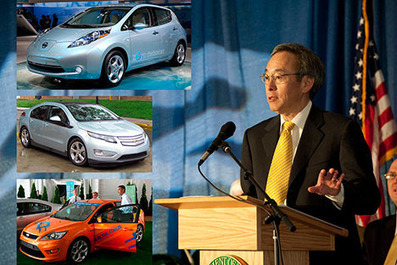 Electric Car Battery Prices on Track to Drop 70% by 2015, Says Energy Secretary | Climate & Clean Air Watch | Scoop.it