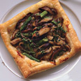 Asparagus and Mushroom Tarts | ¿Vege-Que? Healthy Recipes and Resources | Scoop.it