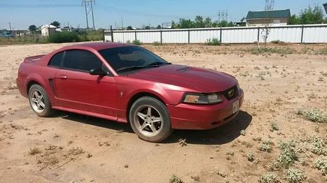 2000 Ford Mustang cheap For Sale - MustangCarPlace | Automobiles | Scoop.it