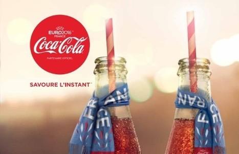 Le dispositif Coca Cola pour l'UEFA EURO 2016 - Sportsmarketing.fr - L'actualité du marketing sportif et du sport business | My DigiTag | Scoop.it