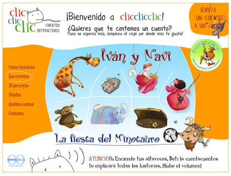 Como crear contos interactivos para nenos | Gabit | Useful Tools in Language teaching | Scoop.it