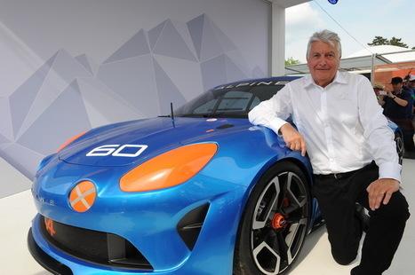 « Alpine aura une seule chance » | Voitures anciennes - Classic cars - Concept cars | Scoop.it