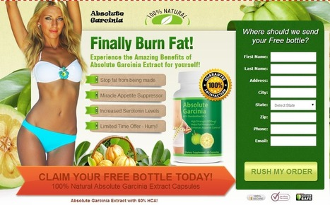 Absolute Garcinia Review - GET FREE TRIAL SUPPLIES LIMITED!!! | weight loss lamanian | Scoop.it