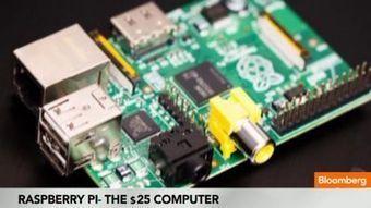 Sony's Best Kept Secret: The $25 Miniature Computer   Raspberry Pi   Scoop.it