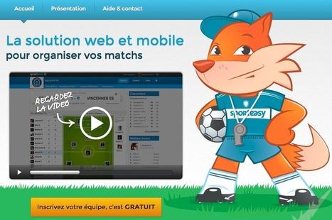 SportEasy : L'application dédiée aux sports collectifs décroche le prix de l'innovation sportive numérique ! | | Innovation and digital soccer | Scoop.it