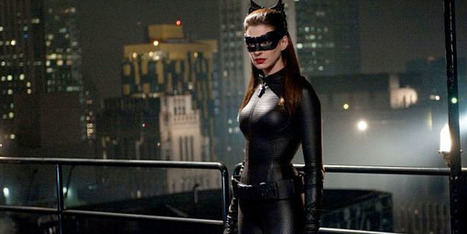 Could Anne Hathaway's Catwoman Show Up In The New DC Films? Here's What She Thinks - CINEMABLEND | Comic Book Trends | Scoop.it