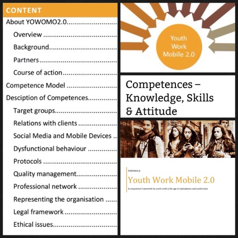 Youth Work: Social Media & Mobile Competences, Knowledge, Skills & Attitude | mLearning, Social Media, eLearning, APPS, Communication and Public Participation Engagement Scoops | Scoop.it