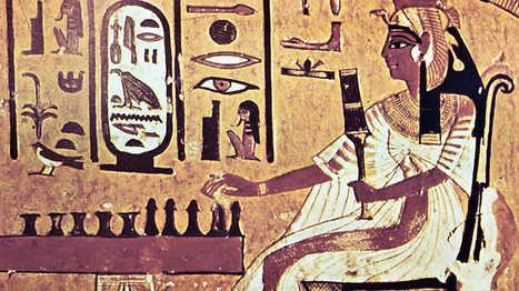 Documenta2 - Tesoros del antiguo Egipto: El nacimiento del arte, Documenta2 - RTVE.es A la Carta   Novas de Artes e Oficios   Scoop.it