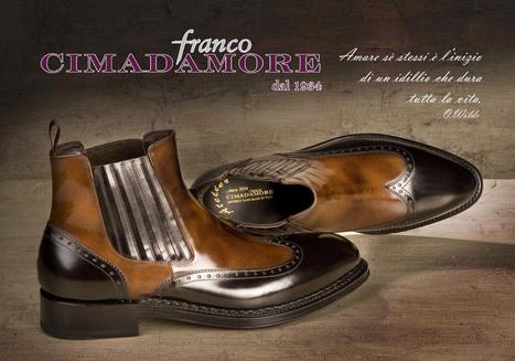Franco Cimadamore, Luxury Handmade Men's Shoes Le Marche | Le Marche & Fashion | Scoop.it