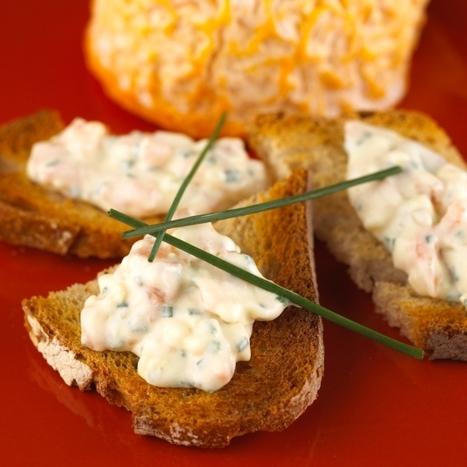 Recette de Rillettes de langres au saumon fumé | The Voice of Cheese | Scoop.it