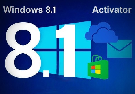 Windows 8.1 Activator Pro KMS Permanent Ultimate Free Download   software   Scoop.it