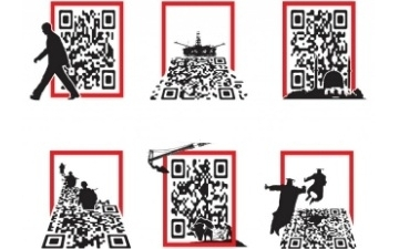 15 Beautiful and Creative QR Codes [PICS] | Tools You Can Use | Scoop.it