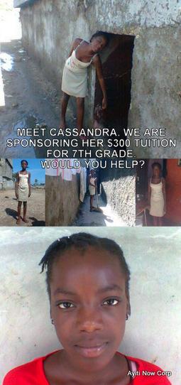 7th Grader – Ayiti Now Corp – Tuition Program | Ayiti Now Corp | Scoop.it