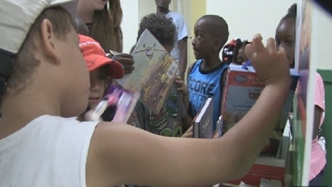 Program offers free books for underprivileged children - Local 10   Library Information Management   Scoop.it