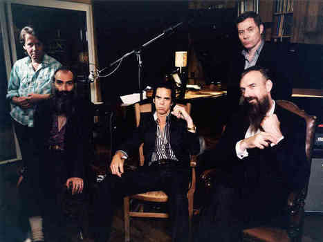 SXSW: Nick Cave To Kick Off NPR Music's South By SouthWest  Showcase... | ...Music Festival News | Scoop.it