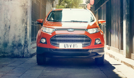 Thaiscooter.com - Ford EcoSport | thaiscooter | Scoop.it