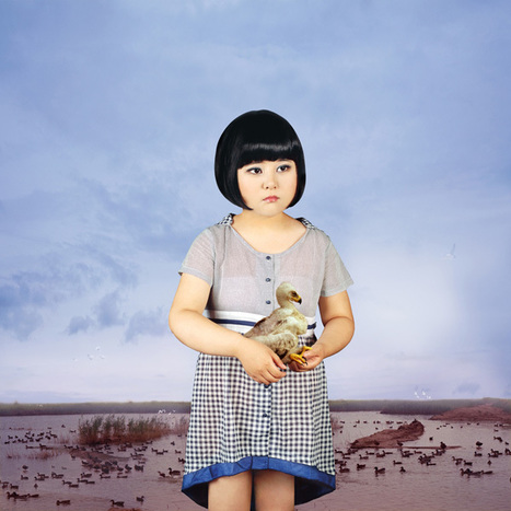 Portraits of Chinese children | Photography : Yu Xiao | PHOTOGRAPHERS | Scoop.it
