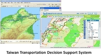Taiwan Uses GIS in Developing Transportation Decision Support System | Location Analytics | Scoop.it