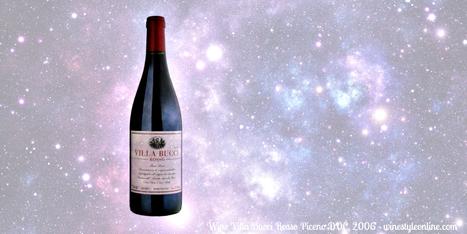 Le Marche Wine in US: Wine Villa Bucci Rosso Piceno DOC, 2006 - WineStyle | Wines and People | Scoop.it