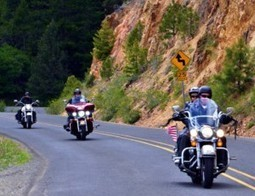 A View like No Other: Planning a Scenic Motorcycle Trip   Duohuwai.com   Utah Harley Davidson   Scoop.it