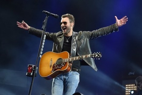 Eric Church Is Looking Forward to 'Freedom' on 2017 Tour | Country Music Today | Scoop.it