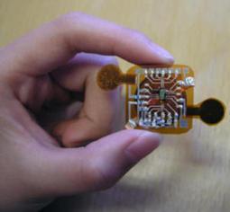 Biosensor patch monitors brain, heart, muscle signals | KurzweilAI | Total Quantified Self Recall | Scoop.it