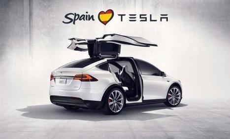 Spain loves Tesla, la iniciativa ciudadana para que Tesla fabrique en España | Salvador Marco - Jefe de Taller | Scoop.it