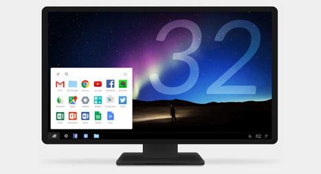 Ya puedes descargar Remix OS de 32 Bits | Recull diari | Scoop.it
