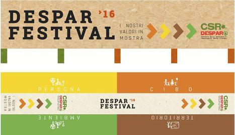 Al Despar Festival '16 si parla di Cibo, Digitale e Territorio | InTime - Social Media Magazine | Scoop.it