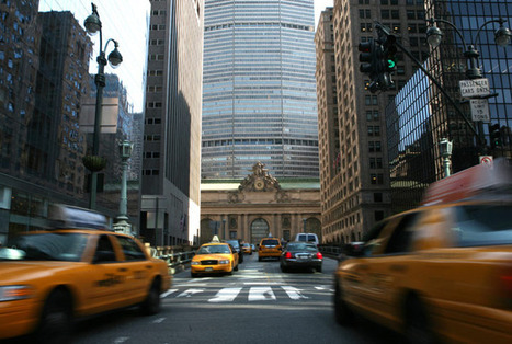 A Grander Grand Central... | green streets | Scoop.it