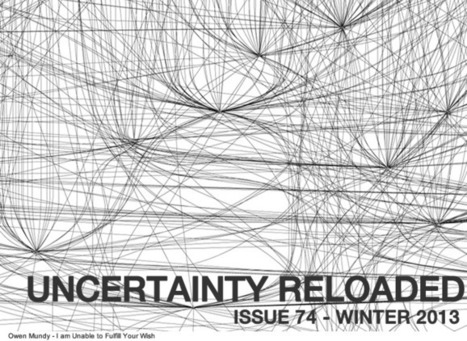 Digimag Journal - Issue 74 / Winter 2013 - Call for papers | Technological Sparks | Scoop.it