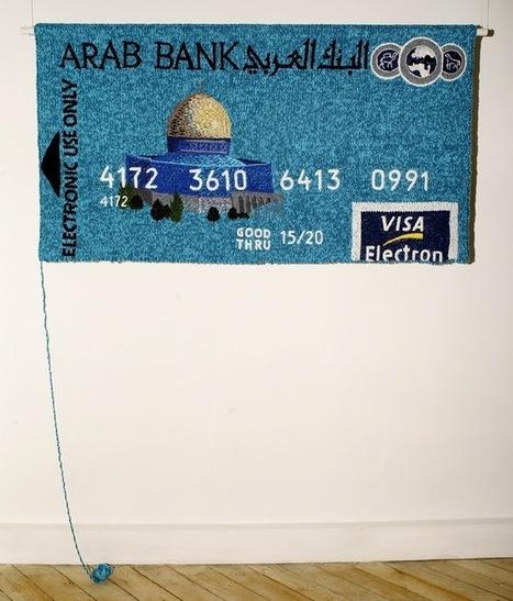 Yarn Credit Cards Represent Unraveling Global Economy - My ... | Fiber Arts | Scoop.it