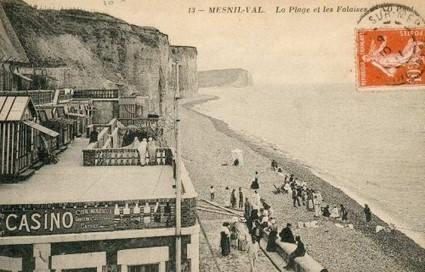 Les falaises les plus hautes d'Europe sont en Normandie | Auprès de nos Racines - Généalogie | Scoop.it