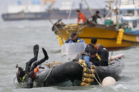 S Korea ferry disaster death toll passes 100 - Aljazeera.com | Publicitat | Scoop.it