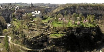 Le canyon de Bozouls classé 'espace sensible' - Midi Libre | Aveyron | Scoop.it