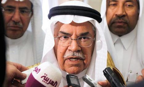 Al-Naimi: New supplies add depth to world oil markets - Arab News | success | Scoop.it