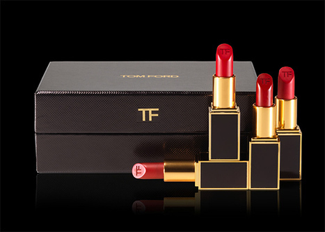 Tom Ford Jasmine Rouge Color for Holiday 2013 | beauty | Scoop.it