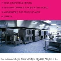 Food Grade Concrete Sealer   Visual.ly   Food Processing Flooring ll Food Grade Flooring   Scoop.it