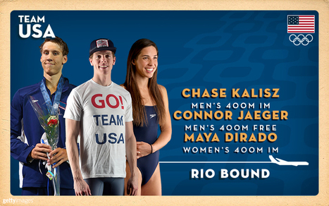 U.S. Olympic Team Trials For Swimming Results | Competitive swimming | Scoop.it