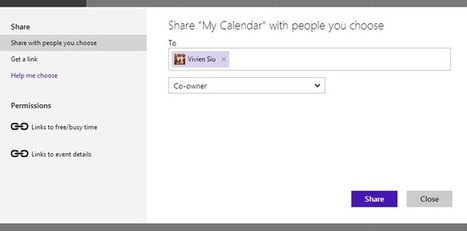 Take control of your schedule with a modern calendar ... - Office Blogs | admini-zation | Scoop.it