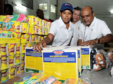 Basic schools to get goodies - News - Jamaica Gleaner - Friday | September 6, 2013 | Commodities, Resource and Freedom | Scoop.it