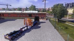Trailer With Disassembled Truck | Euro Truck Simulator 2 | Scoop.it