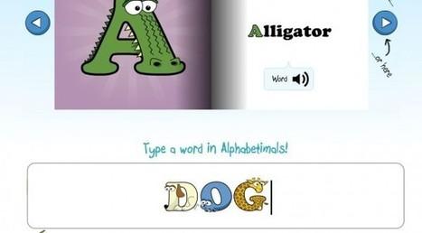 alphabetimals – Una forma divertida de enseñar inglés a los niños | Fotografía | Scoop.it