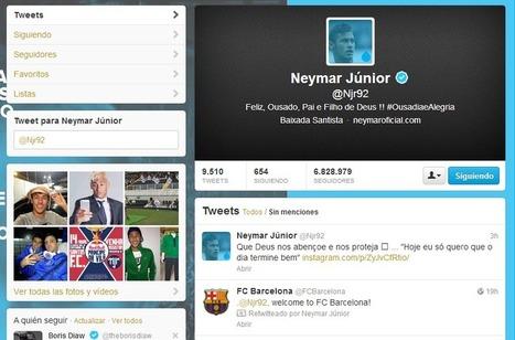 Así es el Neymar 2.0, algo más que un fichaje para el BarçaSportwist | SportBusiness | Scoop.it