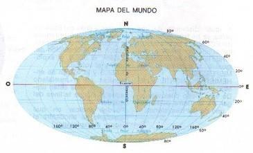 Coordenadas geográficas | Geografía e Historia | Scoop.it