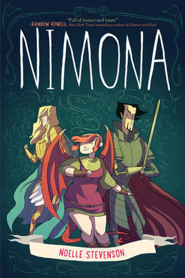 a review of Nimona | Young Adult Novels | Scoop.it