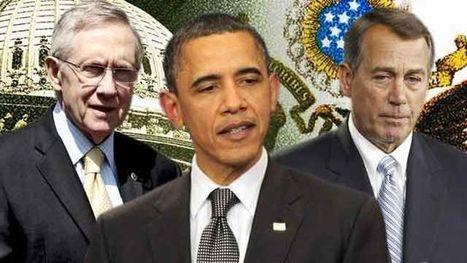Senate shutdown scramble | Analysis Economic Report | Scoop.it